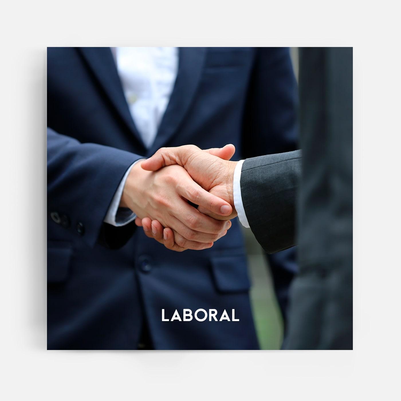 Abogado laboralista en Madrid